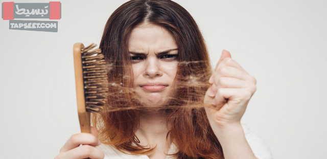 تساقط الشعر واسبابه وكيفية القضاء عليه