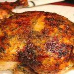 دجاج مشوي وطريقة تحضيره في المنزل باسهل الطرق .