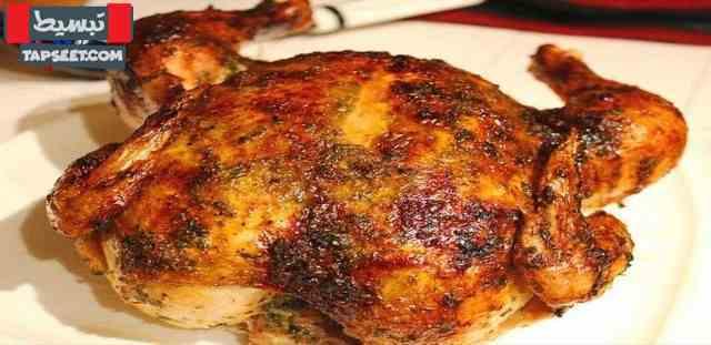 الدجاج المشوى وطريقة تحضيرة - موقع تبسيط (2)