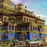 تعرف علىالحديقه الاسطوره حديقة بابل المعلقه احدى عجائب الدنيا السبع