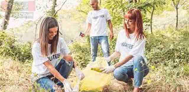انواع العمل التطوعي بحث شامل عن العمل التطوعي
