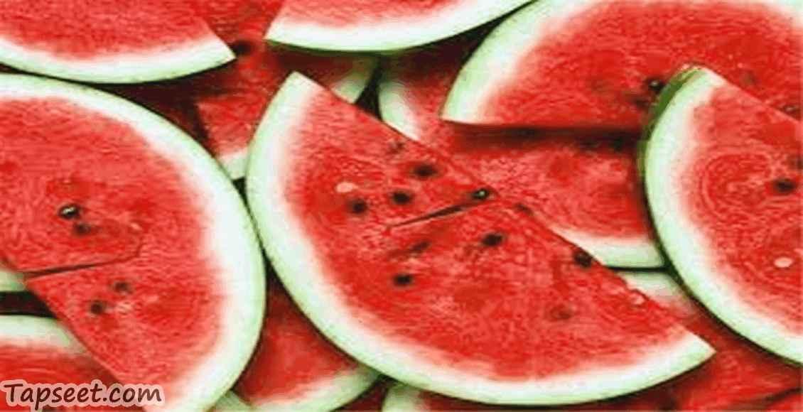 فوائد البطيخ الصحية وملف شامل عن الفوائد والاضرار