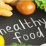 الغذاء الصحي ومكوناتة ونصائح يجب اتباعها
